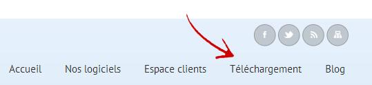 page telechargement Mettre à jour mon logiciel de gestion locative