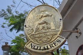 notaire Le Gouvernement autorise la hausse des frais de notaire