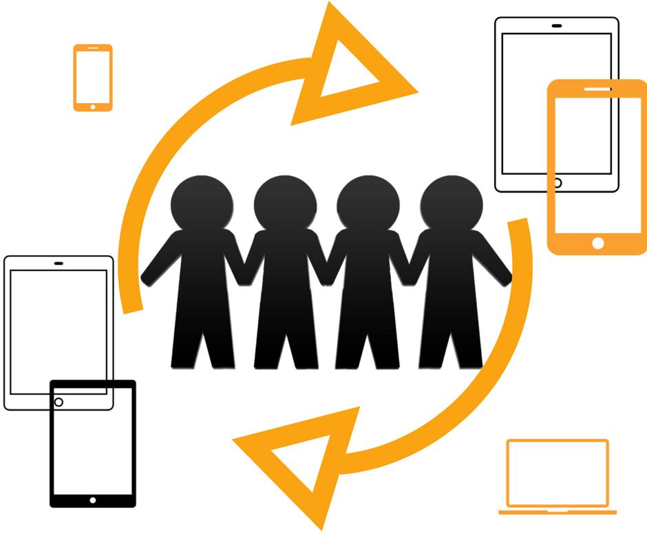 Sans titre Le numérique : un lien entre locataires et bailleurs