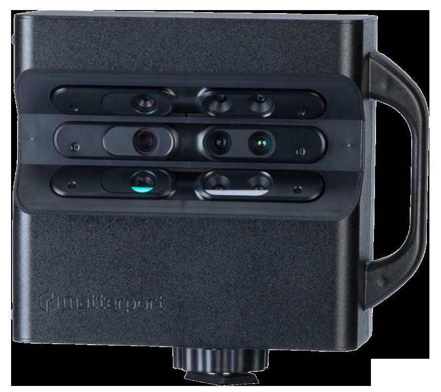 camera La caméra 3D : nouvel outil indispensable de l'expert immobilier ?