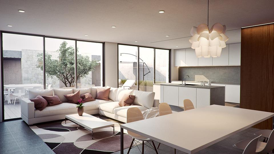 photo maison 3D La caméra 3D : nouvel outil indispensable de l'expert immobilier ?