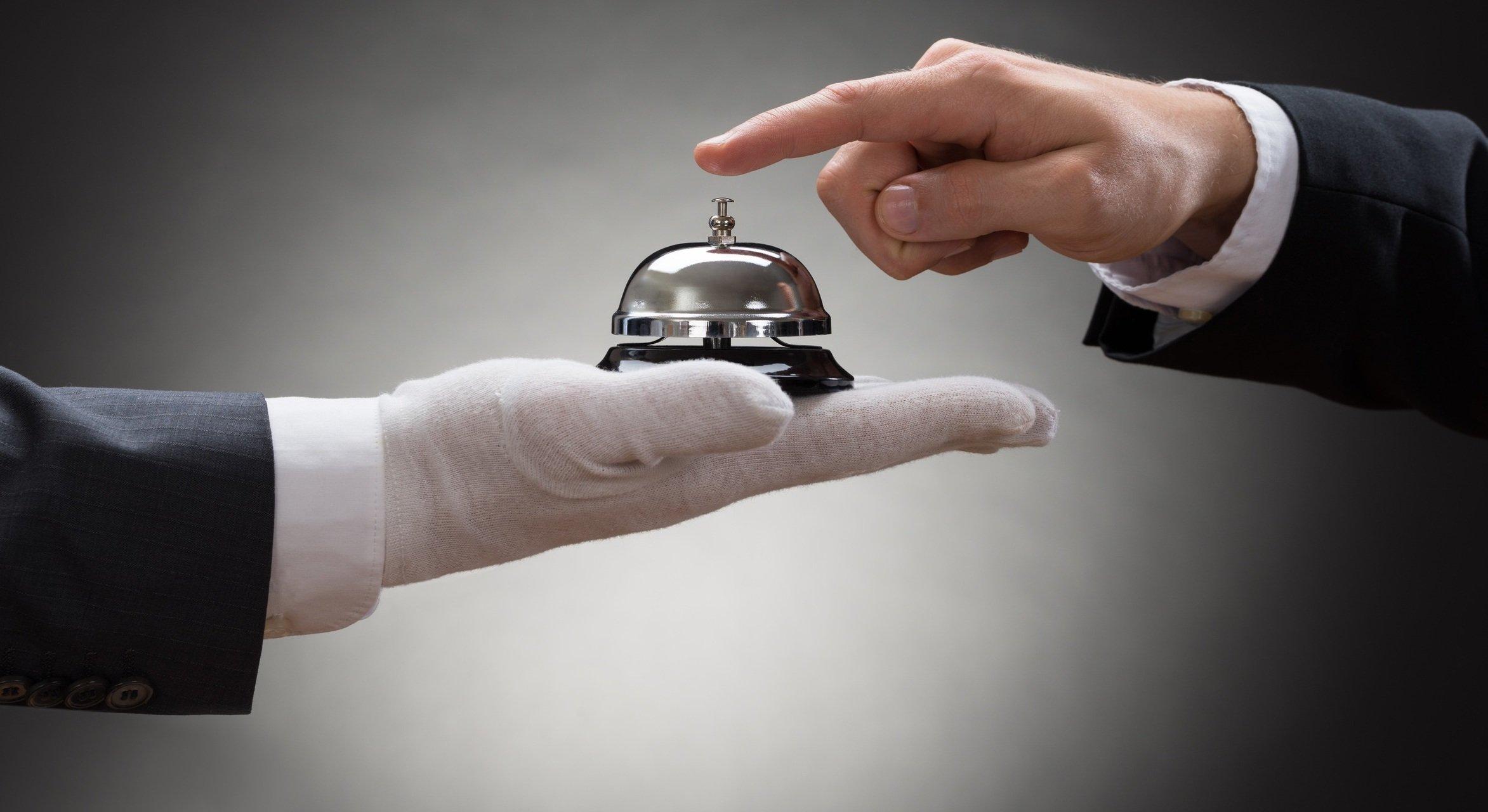 La conciergerie, le nouveau service à proposer à vos clients ?