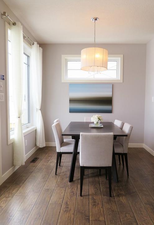 Décoration simple, couleurs épurées... Ce sont les clés du Home Staging !