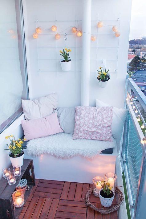 Astuce Comment Amenager Un Petit Balcon Terrasse